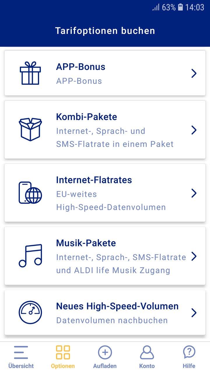 Aldi Karte Welt.10 Prozent App Bonus Fur Tarifoptionen Aldi Talk Kunden