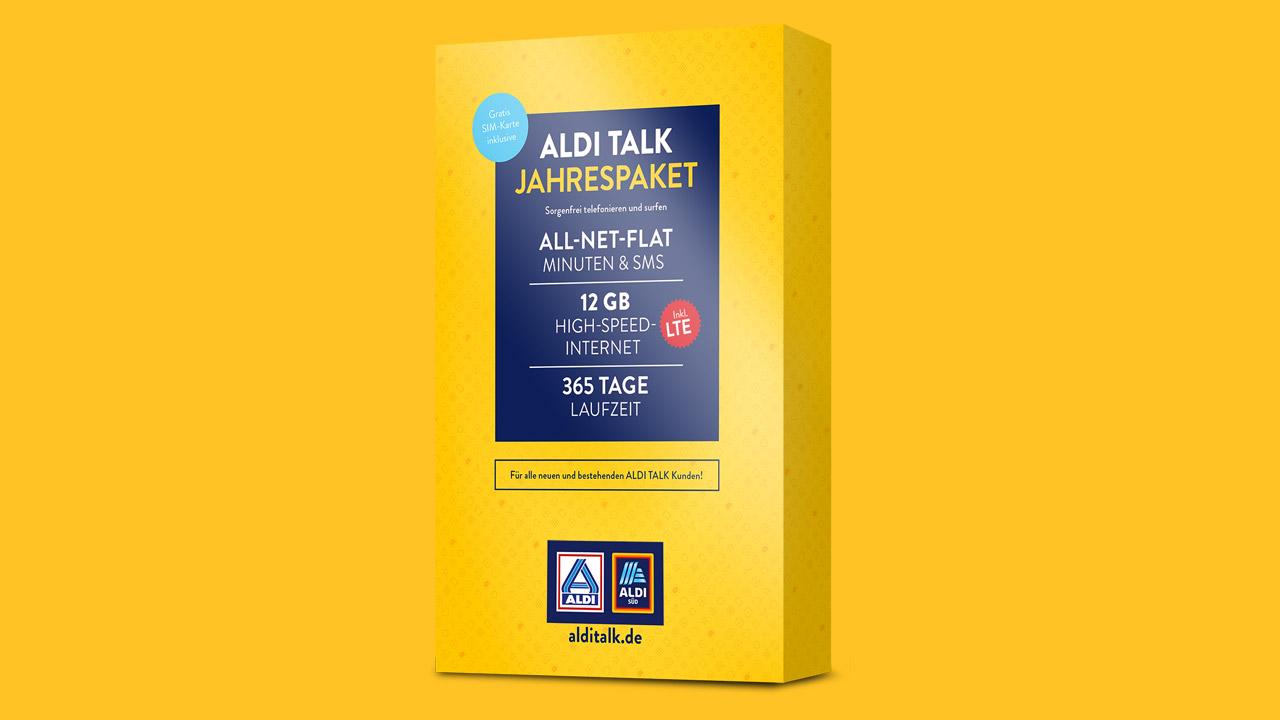 Aldi Talk Kontostand