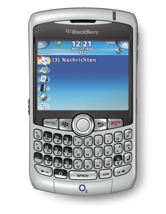 o2 startet blackberry l sung f r selbstst ndige telef nica deutschland. Black Bedroom Furniture Sets. Home Design Ideas