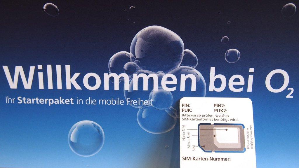 Blau Sim Kartennummer.30 Tonnen Weniger Plastikmüll Pro Jahr Telefónica Deutschland Führt
